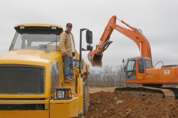 Site Preparation by Monomoy Services