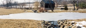 Pond by Monomoy Services, Inc., Marshall, Virginia
